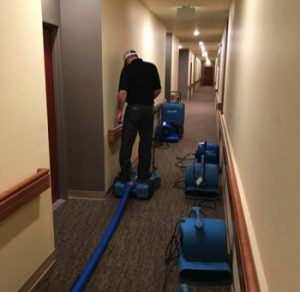 Emergency Water Damage Mukilteo WA