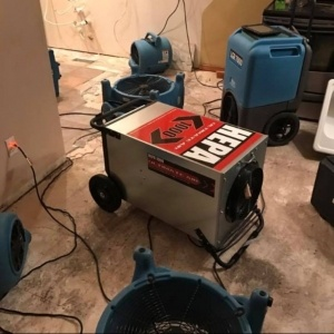 Air Scrubber Pure Dry Restoration Water Damage Restoration [city] WA